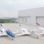Honda Aircraft приступает к производству