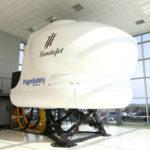 Первый тренажер HondaJet появился в Европе